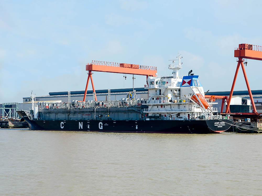Marine CNG