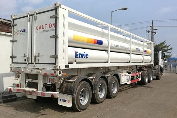 CNG Storage & Transportation