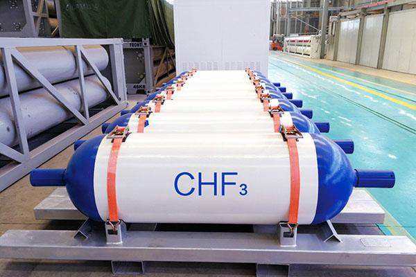 Electronic Gas CylinderMEGC