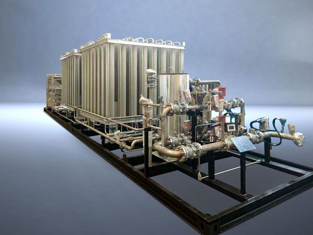 LNG vaporization system
