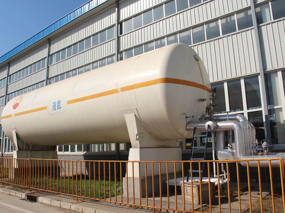 LO2LN2LAr industrial gas storage tank1