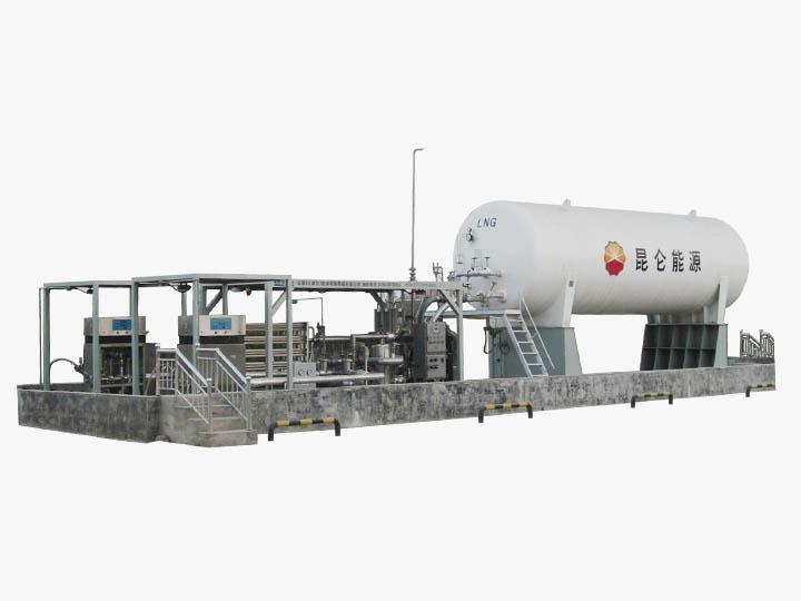 LNG mobile refueling sation1